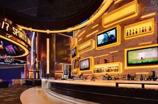 Bar at 24/7 Sports Bar