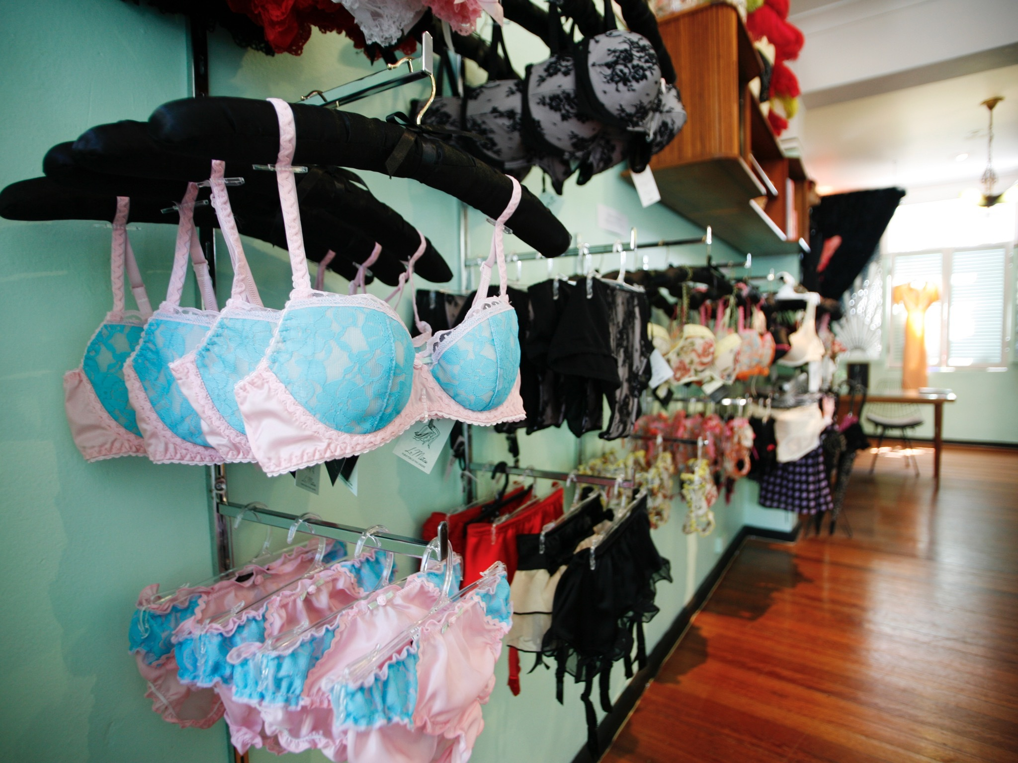 Melbourne's best lingerie shops