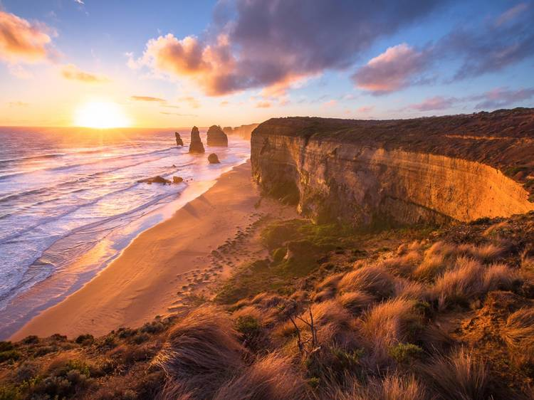 The best sunset and sunrise spots in Melbourne