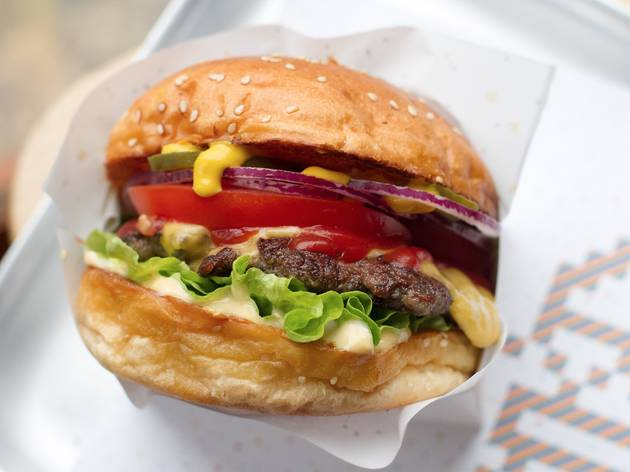 The best burgers in Melbourne