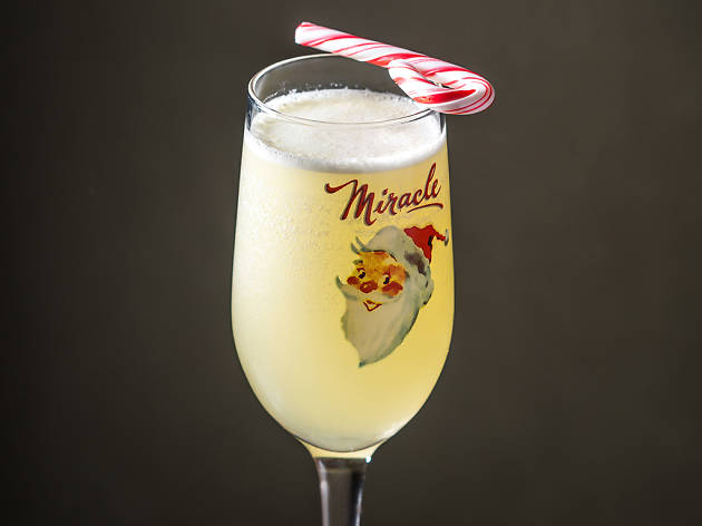 MIRACLE at MACE candy cane fizz