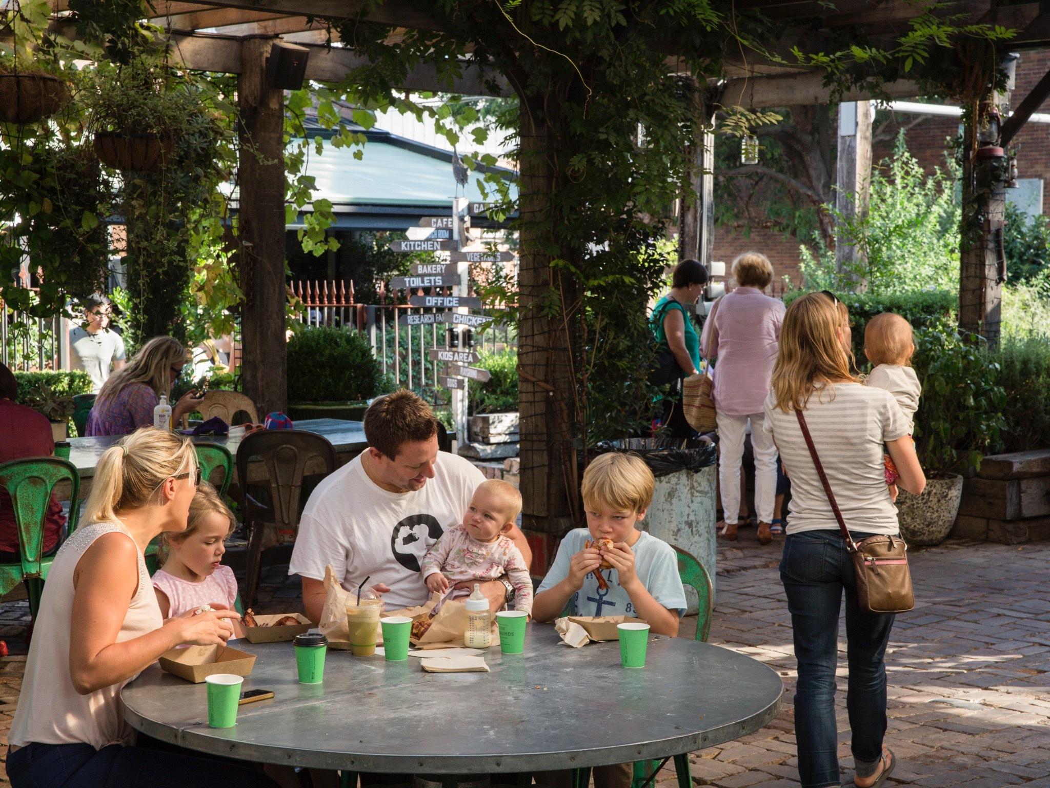 The best kid-friendly cafes in Sydney