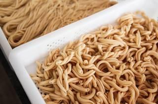 Freshly made varieties of pasta
