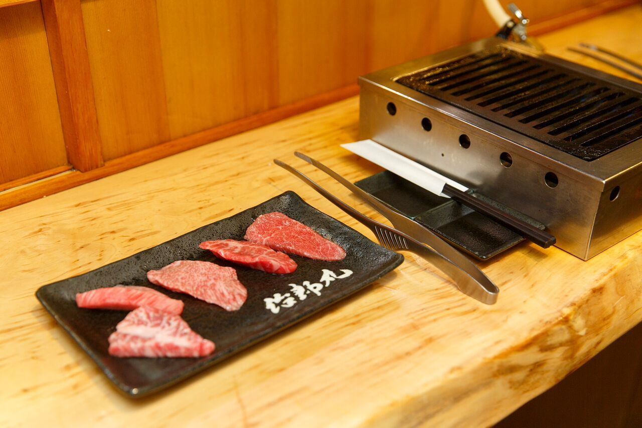 Where to eat wagyu in Tokyo