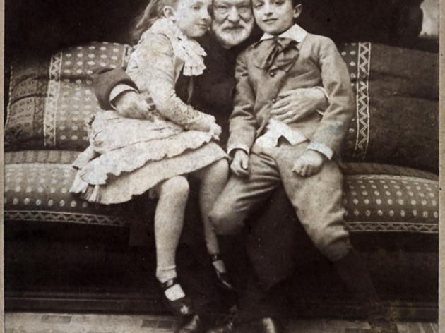 Les Hugo, une famille d'artistes