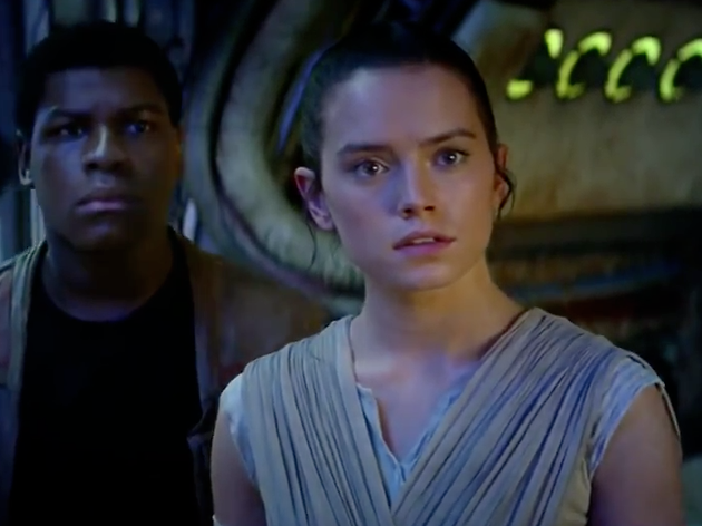 Who are Rey's parents? The answer is in 'The Force Awakens', reckons Daisy Ridley