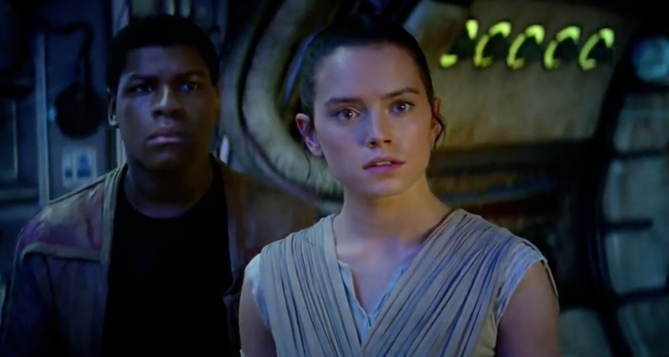 Who are Rey's parents? The answer is in 'The Force Awakens', reckons 'Star Wars' star Daisy Ridley