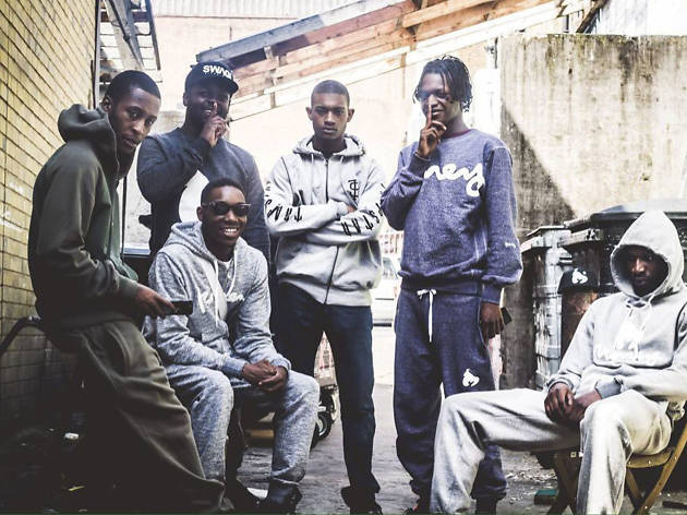the best new music: Section Boyz