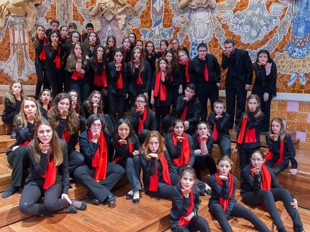 Cor Infantil de l'Orfeó Català