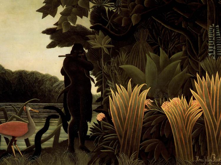 Le Douanier Rousseau : L'innocence archaïque