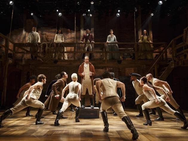 It just got way easier to get $10 tickets to Hamilton (but also way harder)