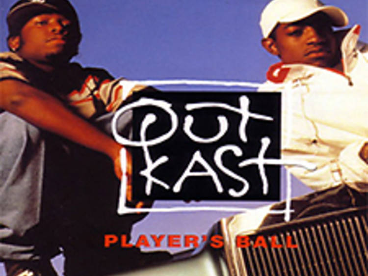 """""""Player's Ball"""" by Outkast"""