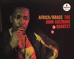 """Greensleeves"" by John Coltrane"