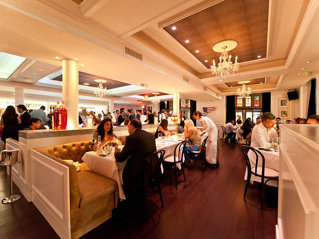 Bagatelle Restaurants In Meatpacking District New York