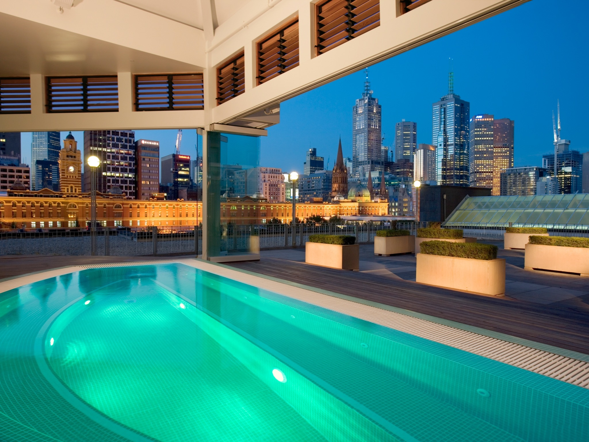 The best five-star hotels in Melbourne