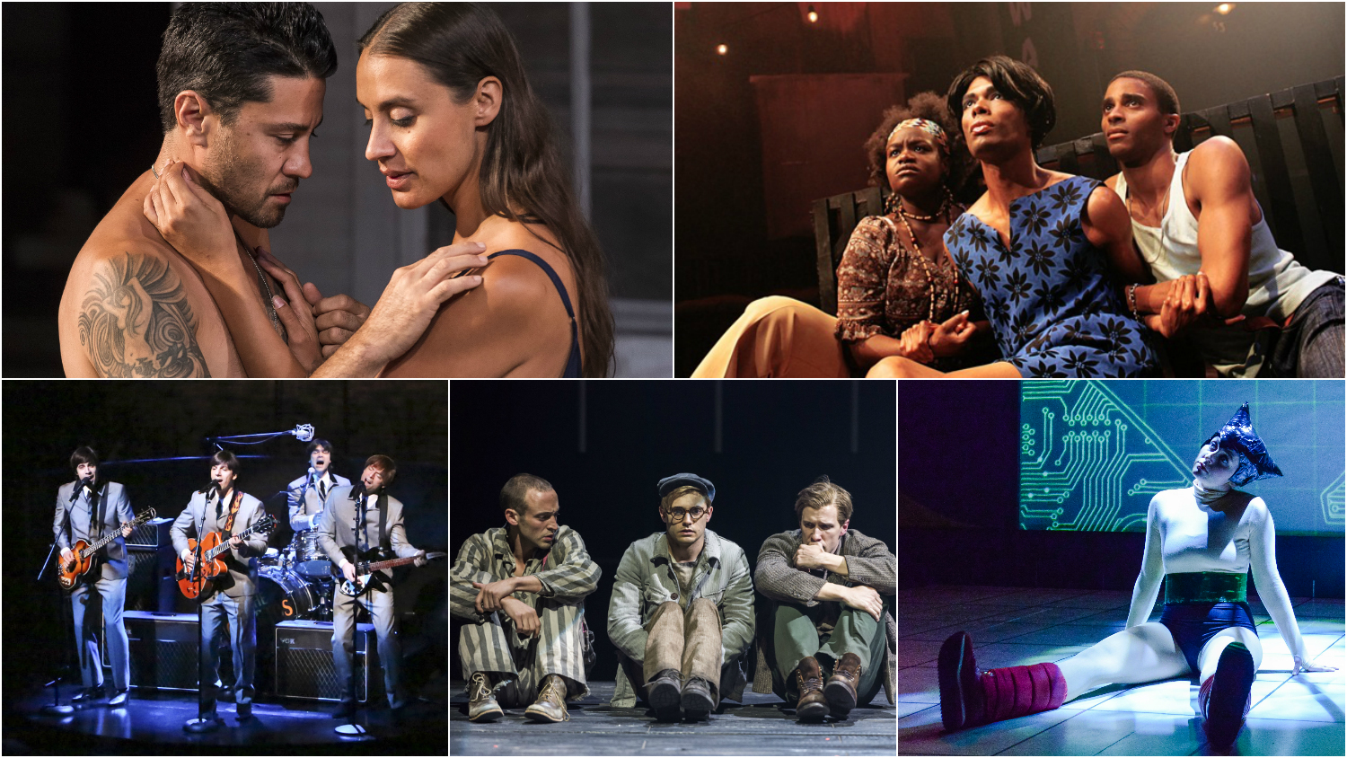 The best Los Angeles theater of 2015
