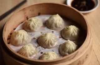 Dumpling Xiao Long Bao at Din Tai Fung