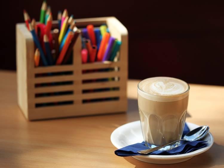 The best kid-friendly cafés in Melbourne