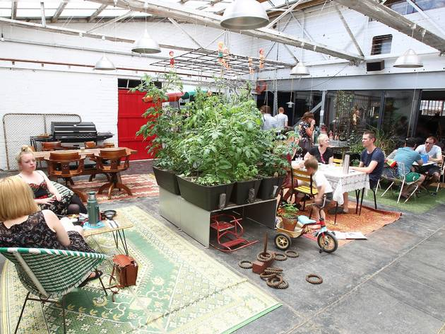 The best beer gardens in Melbourne