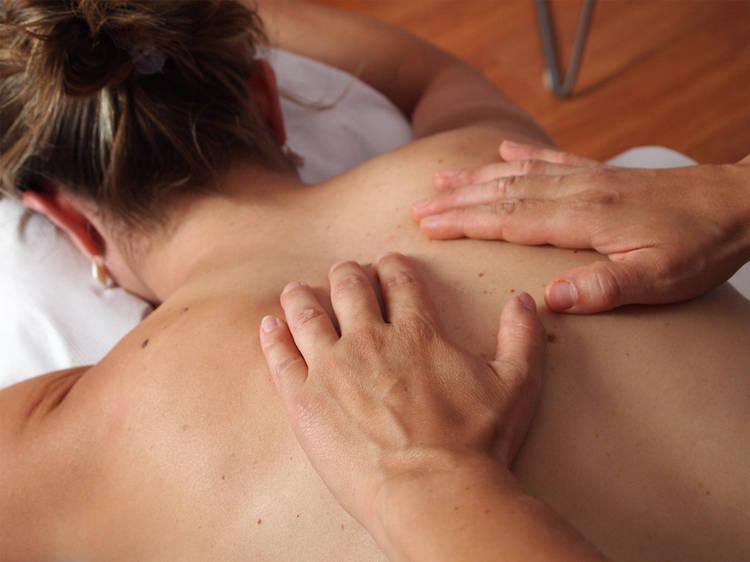 Treat yo' self to a spa day