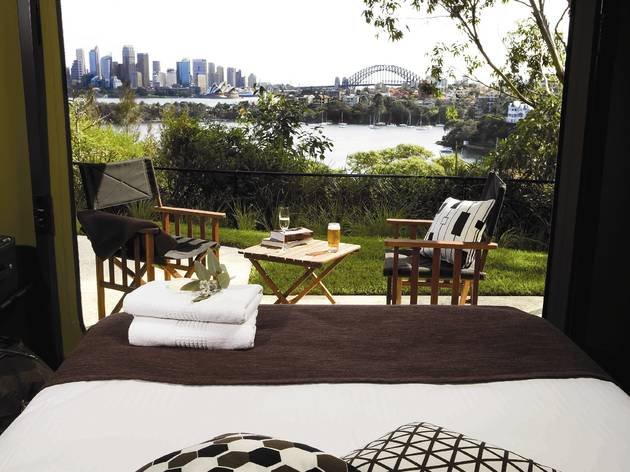 The best staycations in Sydney