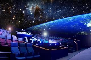 Katsushika City Museum Planetarium