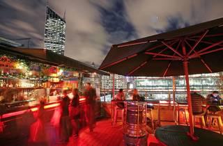 Bar at Rooftop Bar
