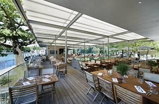 Schwellenmätteli Restaurant Terrasse