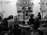 Love live music? Host a gig in your living room