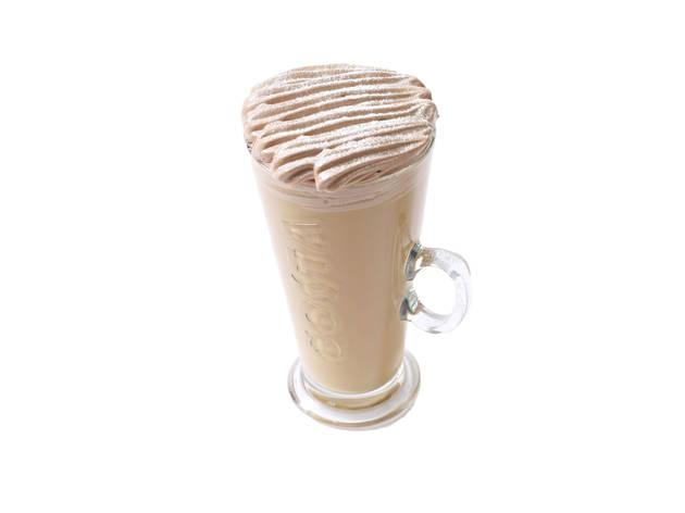 Costa tiramisu latte