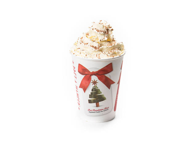 Pret mint hot chocolate