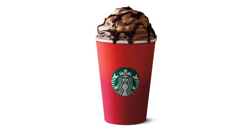 Starbucks honey and almond hot chocolate