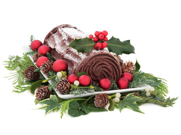 Annual Yule Log Bake & Take