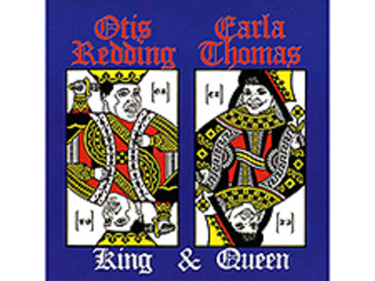 """""""New Year's Resolution"""" by Otis Redding and Carla Thomas"""
