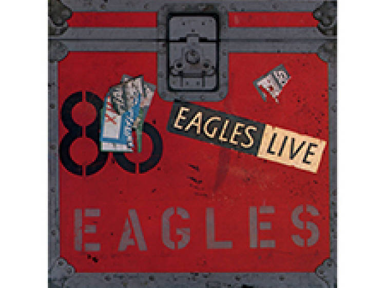 """""""Funky New Year"""" by The Eagles"""