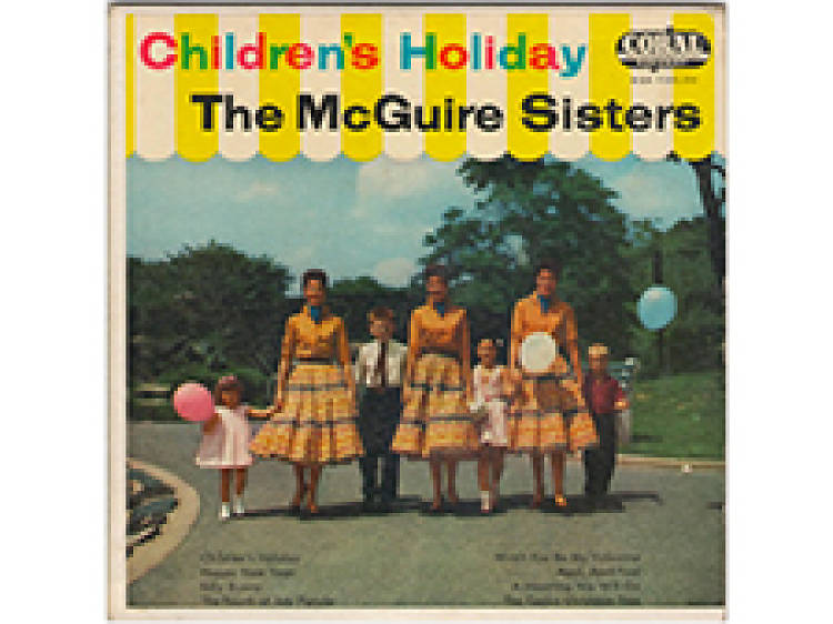 """""""Happy New Year"""" by The McGuire Sisters"""