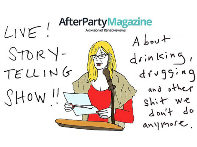 AfterParty Storytelling