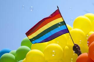 LA Pride Parade 2015