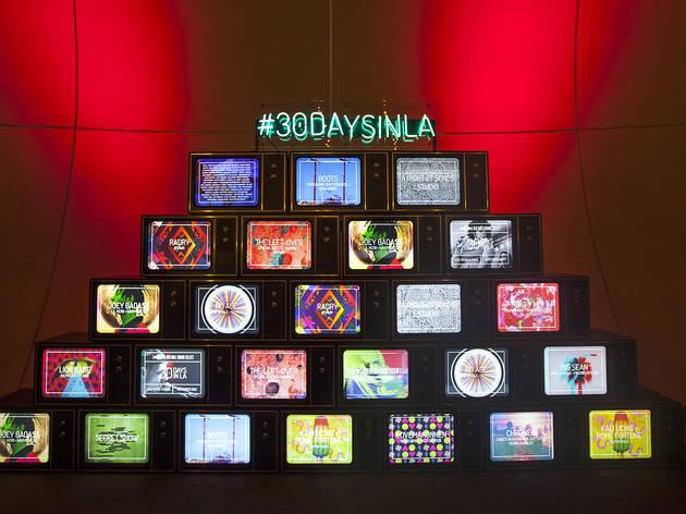 Wax on Wax at 30 Days in LA
