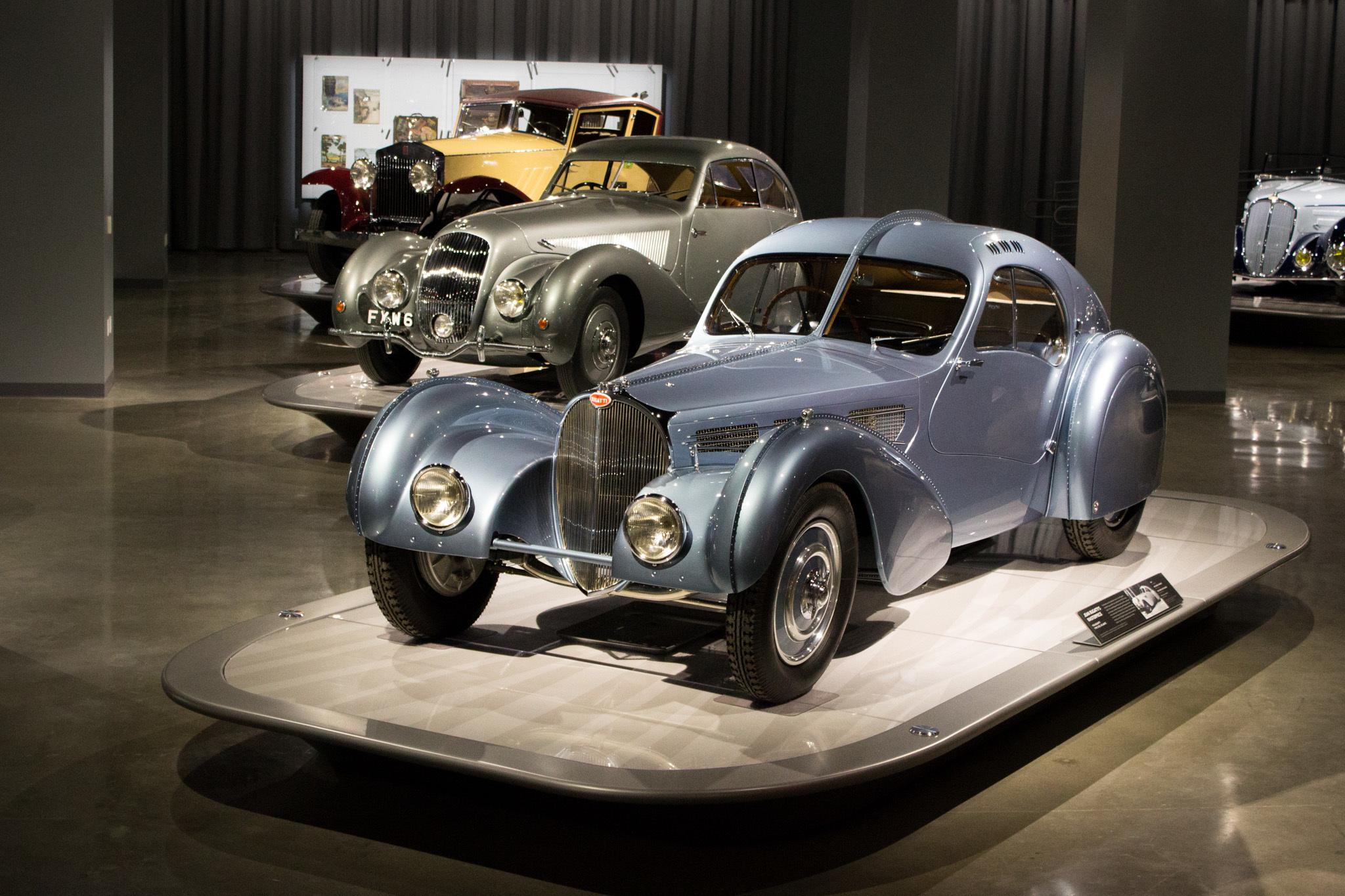 The Peterson Automotive Museum