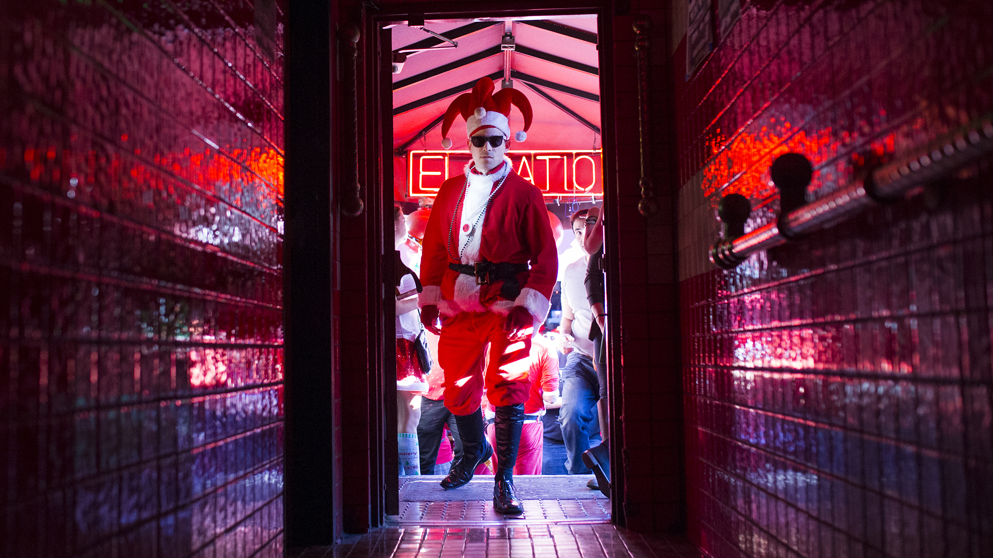 Los Angeles SantaCon 2015