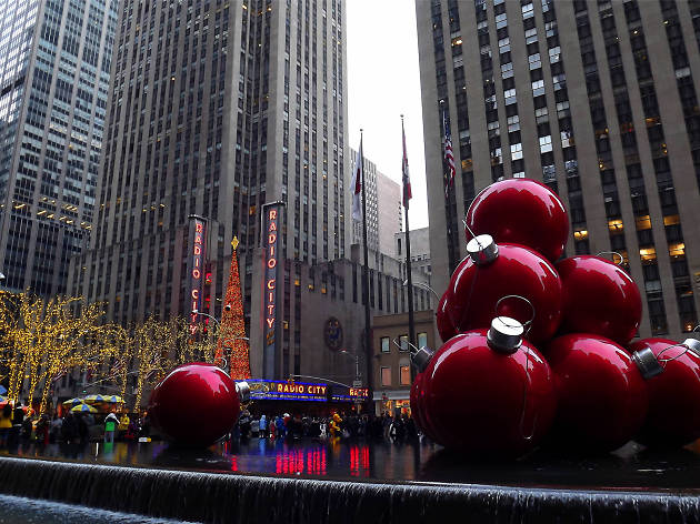 This could be the warmest Christmas ever in New York