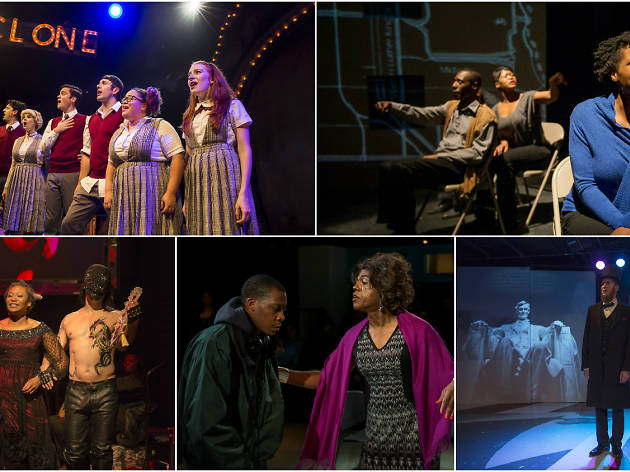 The best Chicago theater of 2015