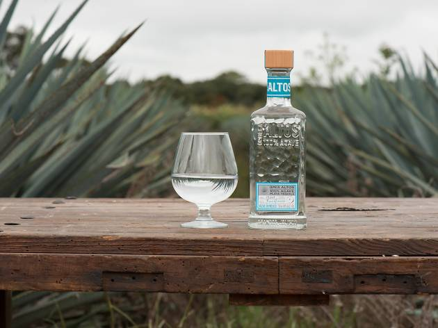 Tequila Altos Plata