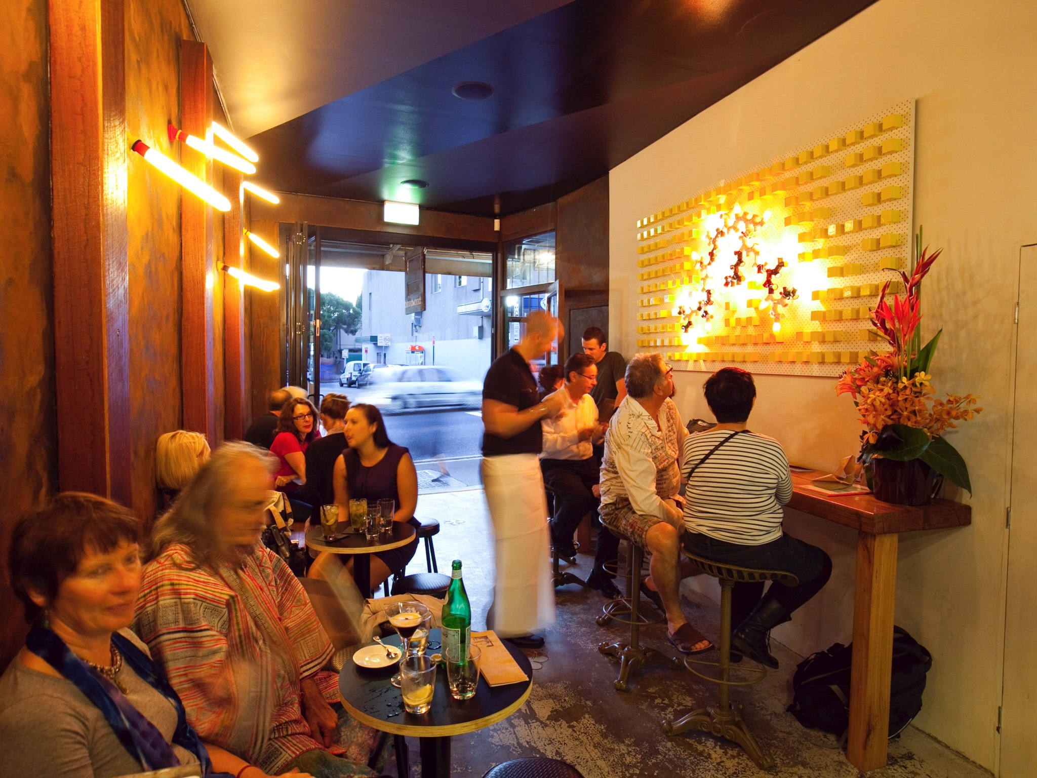 The best small bars in the inner west for Food bar sydney
