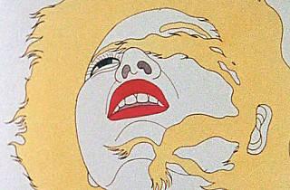 Keiichi Tanaami Crayon Angel, The World Goes Pop at Tate Modern 2015
