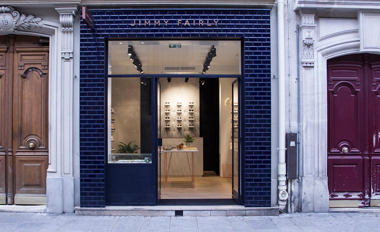 Rue Pavée • Jimmy Fairly