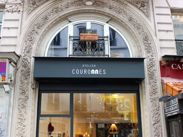 Atelier Couronnes (© CA / Time Out Paris)