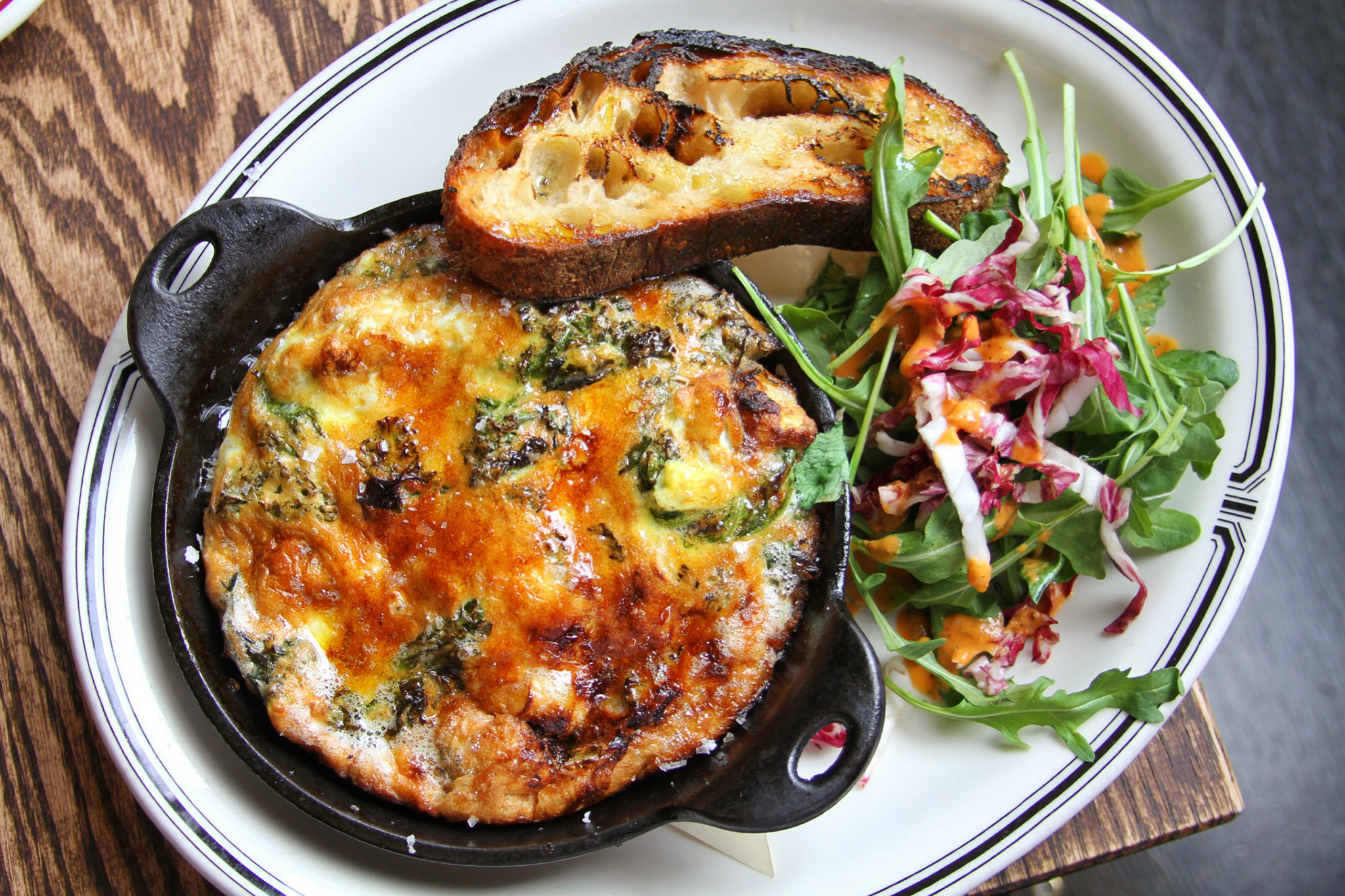 Check out the 11 best places to get New Year's Day brunch