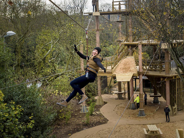 Everyone's talking about... Go Ape making locals go ape
